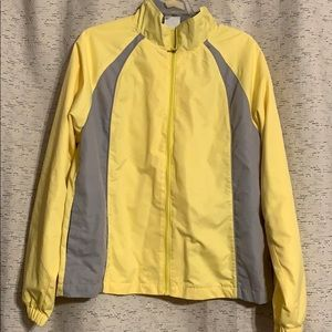 Yellow and Grey Jacket